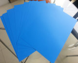 Colored Matte 0.25mm File Package Rigid PVC Sheet for Booking Packaging