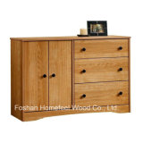 Sturdy Wooden Bedroom Furniture Storage Cloth Organizer Dresser Drawer Chest