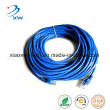 Cat 6 Cat5e Ethernet Outdoor Cable Network Coiled
