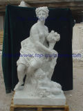 Women Marble Sculpture Figure Statue Garden Sculpture Granite Statue