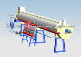 Fish Cooker with 600ton Per Day Capacity