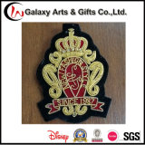 New Fashion Style Garment Embroidery Label for Indian
