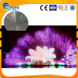 Large Water Screen Projector China Water Fountain