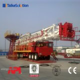 High Technical Rock Core Machine Engineering Hydraulic Rotary Water Well Land Drilling / Workover Rig for Oilfield Market