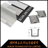 Customized Length Anodized LED Aluminum Housing for LED Light Bar