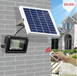 Outdoor 10W Solar LED Flood Light From Dusk to Dawn
