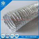 OEM Supply Single or Double Layer Aluminum Foil Flexible Duct