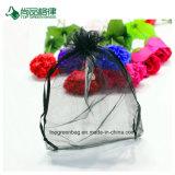 Wholesale Custom Logo Gift Drawstring Large Organza Bags