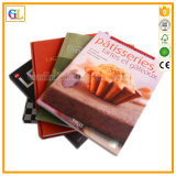 Full Color Softcover Magazine Printing, Cooking Book Printing Service