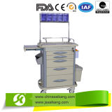 Made in China Luxury ABS Medical Nursing Trolley