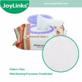 Non-Alcohol Gentely Cleaning Baby Wipes 80PCS with Plastic Lid