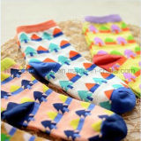 Colorful Design Beauty Patten Popular for Boys&Girls Dress Sock