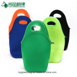 Promotional Neoprene Thermal Cooler Bag Picnic Tote Bag for Outdoor