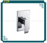 Sanitary Ware Wall Mounted Stainless Steel Plate Single Handle Bathroom Shower Mixer