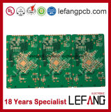 Gold Finger PCB Design Layout Printed Circuit