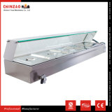 Catering Stainless Steel Electric Wet Bain Marie