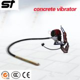New High Frequency Backpack Portable Gasoline Concrete Vibrator