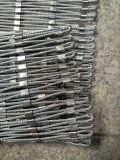 Stainless Steel Rope Mesh Netting-Animal Zoo Enclosure Aviary Bird Net Staircase Balcony Balustrade Railing Infill Green Wall Mesh