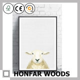 Animal Sheep Art Painting Decoration Painting for Children Room