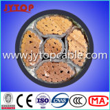 0.6/1kv XLPE Insulated Power Cable 4X95+1X50