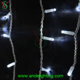 LED Icicle Christmas Lights for Wedding Decoration
