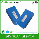 Deep Cycle Lithium Ion Battery Pack 24V 10ah