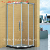 High Quality Tempering Glass Shower Enclosure (A-865)