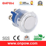 Onpow 16mm Push Button Switch (GQ16F-10/PC, CE, CCC, RoHS Compliant)