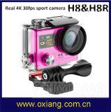 HD1080p 170degree 30m Underwater Mini Portable Helmet Sport Cameras
