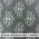 Dress Voile Lace Jacquard Lace Fabric (M0453)