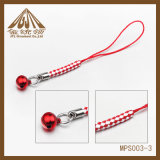 Fashion Nice Quality Red Color Cell Phone Strap Bulk Sale