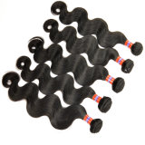 "10"" Malaysian Virgin Human Hair Extensions Body Wave 5A"