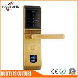 Zinc Alloy Fingerprint Combination Lock for Hotel and Access Control