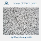 Anti Hydration Refractory Raw Material Light Burnt Magnesite