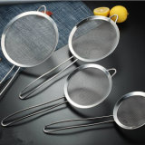 Food Strainer Set - Premium Fine Stainless Steel Fine Mesh Strainers, Colanders and Sifters