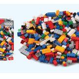 1000 PCS Construction Toy ABS Plastic Style Building Block