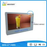 LCD Advertising Player 7 Inch with Motion Sensor (MW-071ABS)