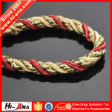 Globally Integrating Manufacturing Process Various Colors Twisted Cord