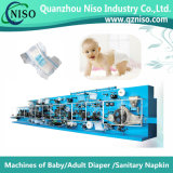 China Specialized Full Automatic Diaper Machine with SGS (YNK300)