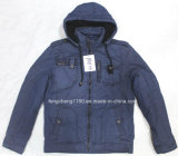 Men's Winter Cotton Vintage Washing Casual Jacket/Coat