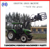 Grasping Grass Machine