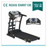3.0HP Double Layler Running Board Motorized Treadmill