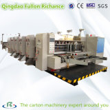 7 Series H-Speed Corrugated Paperboard Printer Slotter (Die Cutting Machine)