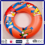 Promotional OEM Printed PVC inflatable Swim Ring