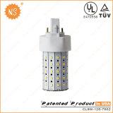 Customize Gx24q/Gx24D Base Aluminum Alloy Light Energy Saving LED Bulbs
