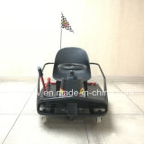 36V12ah Battery Racing Electric Soliding Tricycle 500W Adult Go Kart