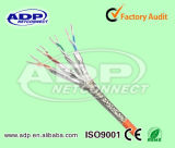 High End LAN Cable Ufftp/F (FTP) S (FTP) CAT6A/Cat7 Cable/ Fluke Pass