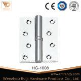 Loose Pin Brass Door Hinge with Flat Head (HG-1008)