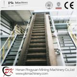 Granule Salt Vertical Sidewall Belt Conveyor