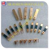 RoHS Compliant BS1363 Plug Pins, Brass Plug Fittings (HS-BS1363)